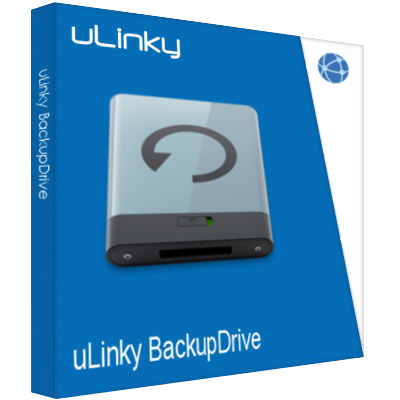 Bild der Backup-Software uLinky BackupDrive